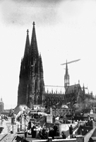 Zeppelin in Köln (1909)