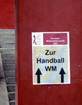 Handball-MW 2007 in Köln